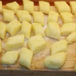 Kartoffelboller til retter med kod og sovs