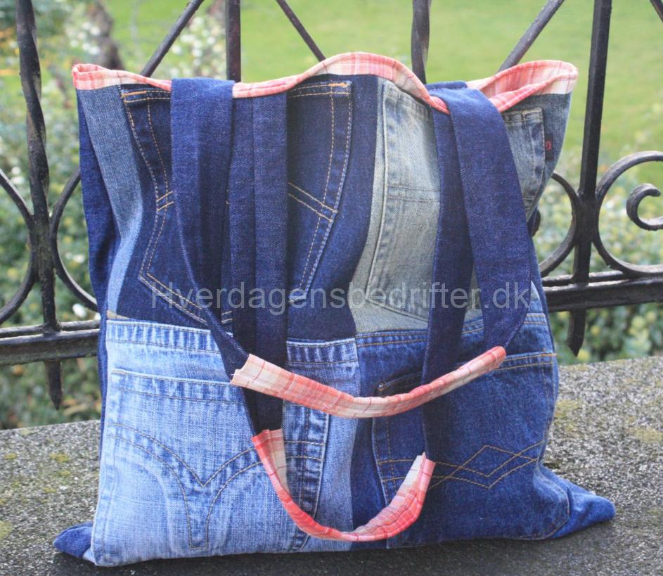 Denim taske r1