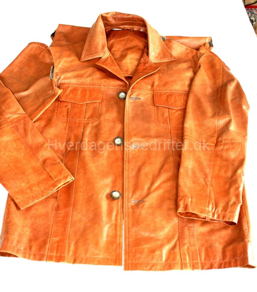 den gamle jakke