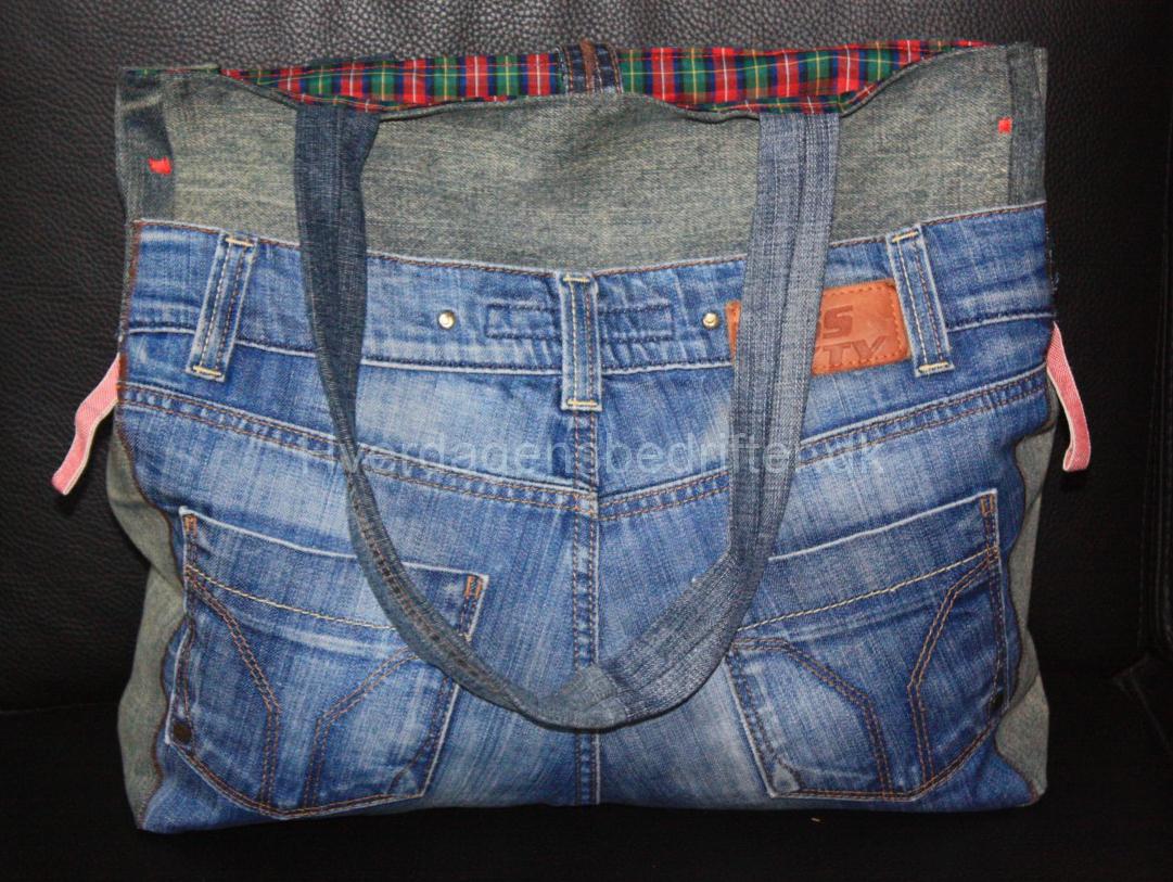 Denim taske 6