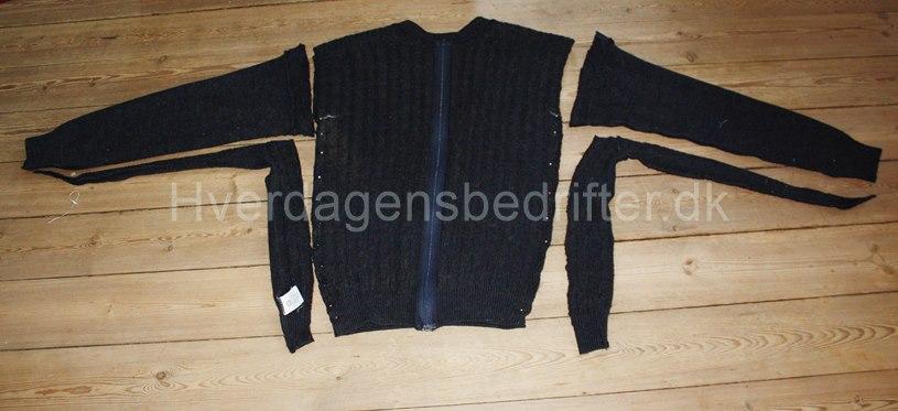 Fra herre til dame sweater