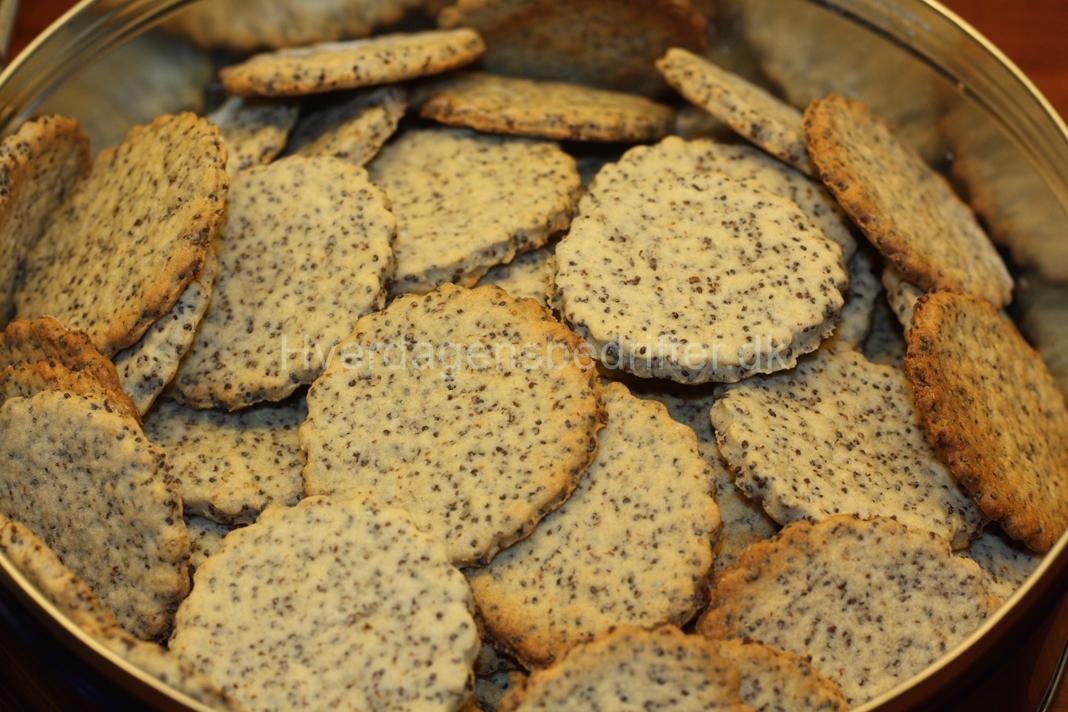 Polske jule småkager med birkes