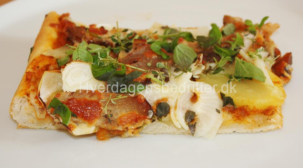 Pizza a'la Tamara