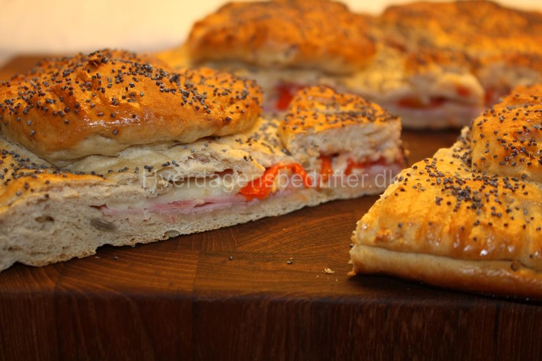 Sandwich brød
