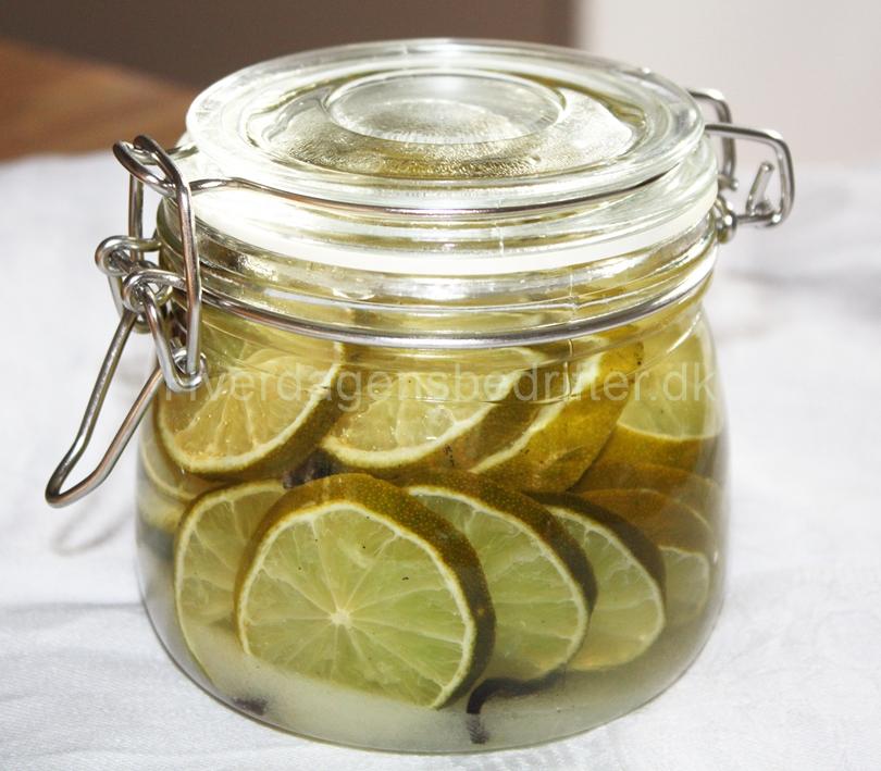 Lime i rom
